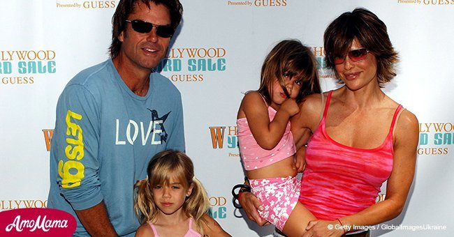 Remember Lisa Rinna's Daughters? They Aren't so Little Now and Look like Their Famous Mom