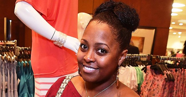 Keshia Knight Pulliam from 'Cosby Show' Flaunts Curves in Orange Swimsuit in Newly Shared Photo
