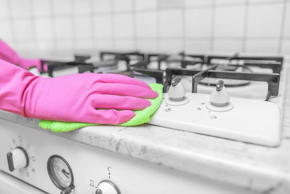 Deja todo en orden después de cocinar-Imagen tomada de Shutterstock