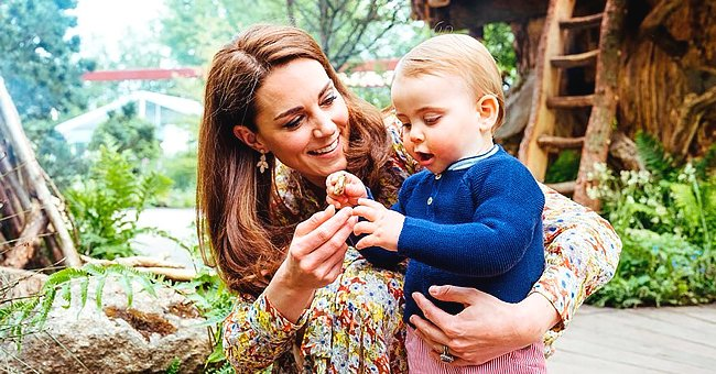 Kate Middleton Reveals Why Prince George Is Grumpy Because of Younger Brother Prince Louis