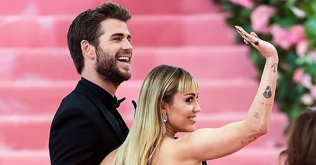 E! News: Liam Hemsworth's GF Gabriella Brooks Brings the Best Out of Him Following His Divorce