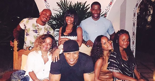 LL Cool J's Wife Simone Smith Shares Throwback Photo of Their Whole Family in Mexico