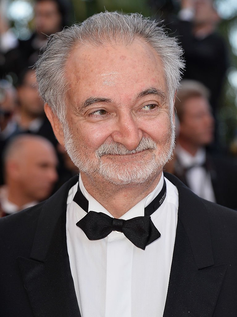 Jacques Attali le 15 mai 2014 à Cannes. l Source : Getty Images