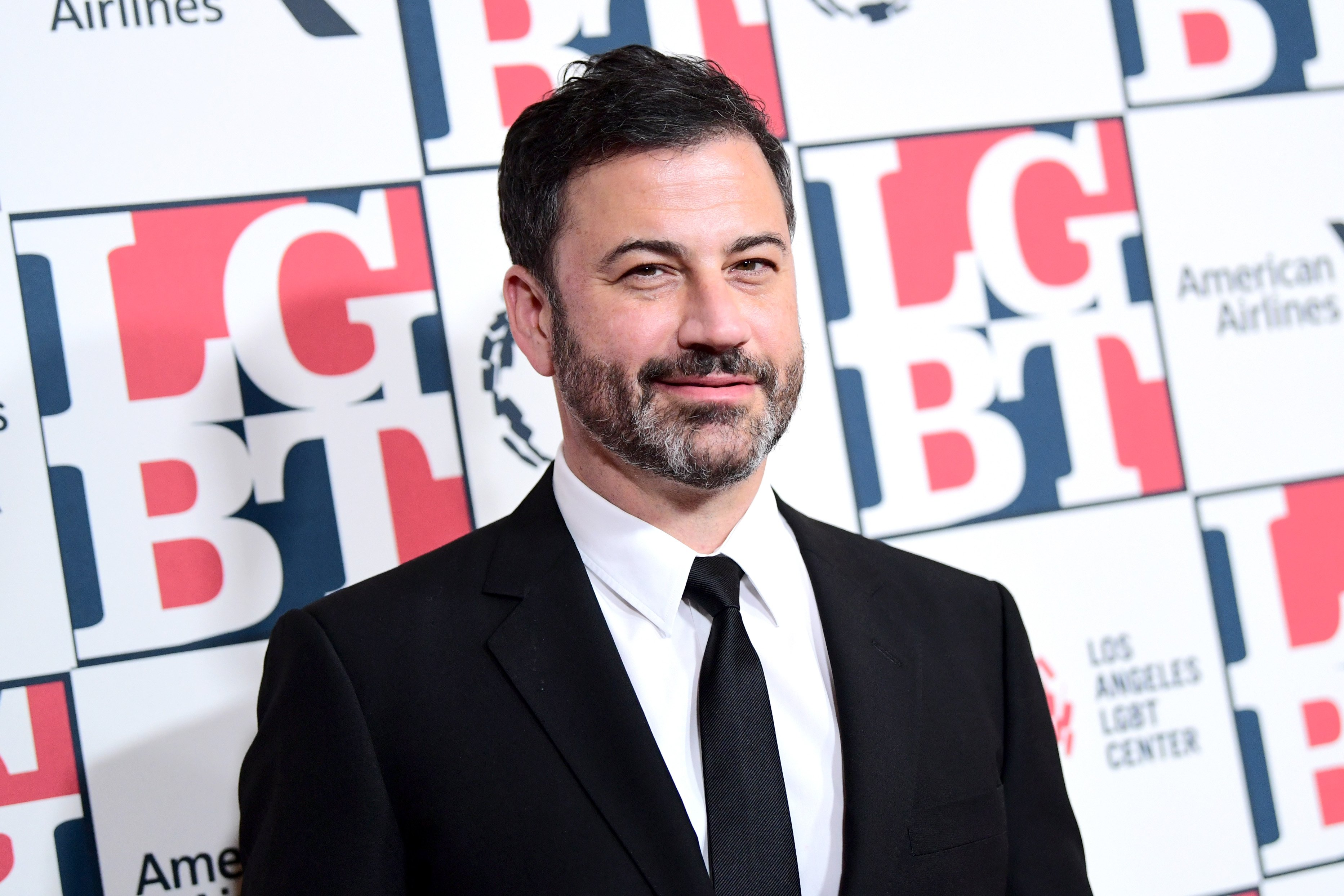 Jimmy Kimmel attends Los Angeles LGBT Center's 48th Anniversary Gala Vanguard Awards at The Beverly Hilton Hotel on September 23, 2017 in Beverly Hills, California   Photo: Getty Images