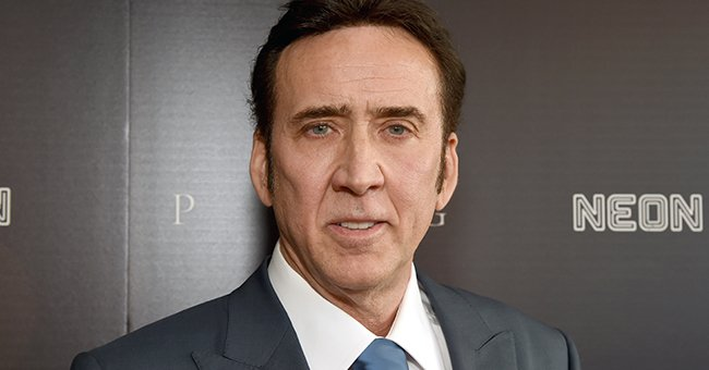 """Nicolas Cage attends the Neon Premiere of """"PIG"""" , July 2021 