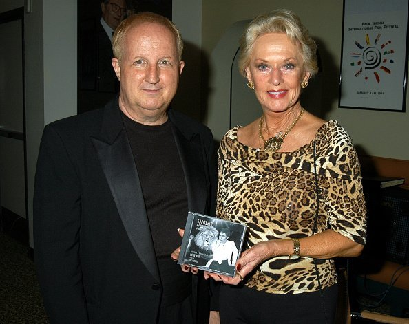 "An Evening with Tippi Hedren and the Alfred Hitchcock Classic ""Marnie"" at Camelot Theater in Palm Springs, California, United States 