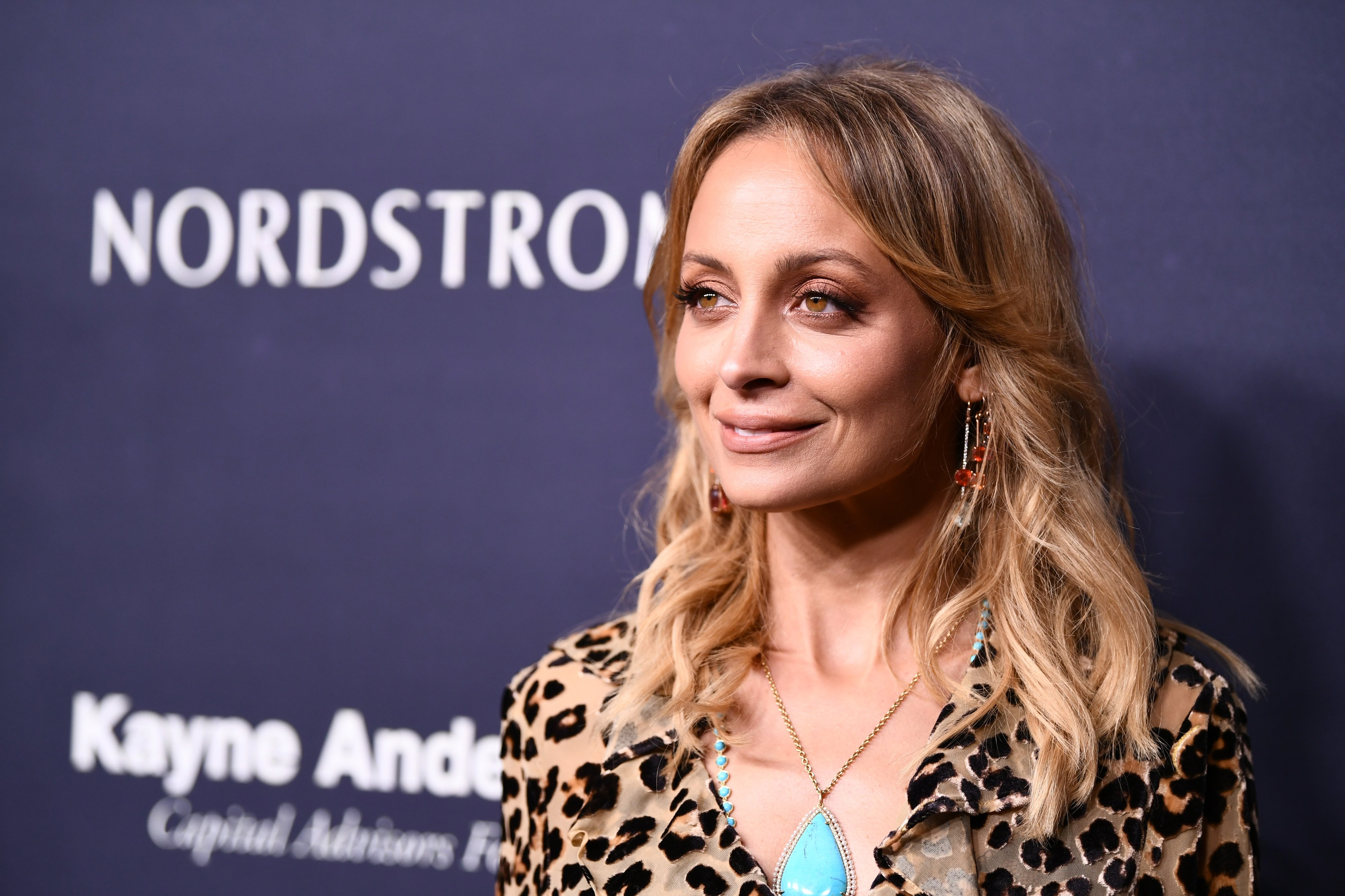 Nicole Richie attends the Baby2Baby Gala on November 11, 2017, in Culver City, California. | Source: Getty Images.