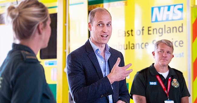 Prince William Shares His Concern over the Nation's Health Following Quarantine Baking Habits