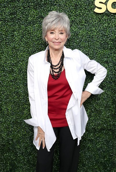 Rita Moreno at Sony Pictures Television's Emmy FYC Event 2019 on May 04, 2019 | Photo: Getty Images