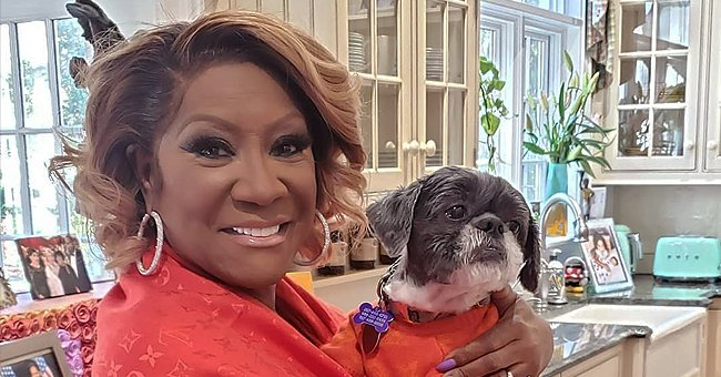 See Patti LaBelle's Glowing Face as She Celebrates Thanksgiving in a Photo with Her Cute Dog