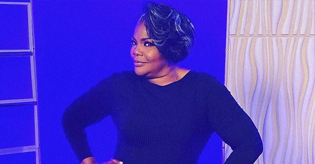 Mo'Nique AKA Nikki on 'The Parkers' Flaunts Figure in a Tight Black Dress — See Fan Reactions