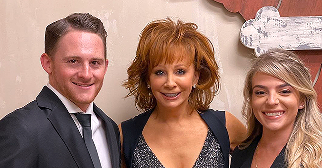 Reba McEntire's Son Shelby Blackstock Shares Photos of His Famous Mom and Girlfriend on CMT Music Awards Night