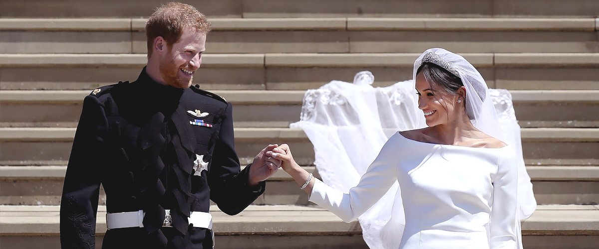 Meghan Markle Reportedly Had Chance to Wear Princess Diana's Wedding Gown, Thanks to Her Will