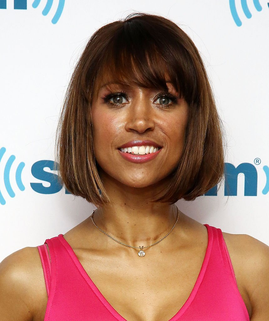 Actress and TV personality Stacey Dash visits the SiriusXM Studios | Photo: Getty Images