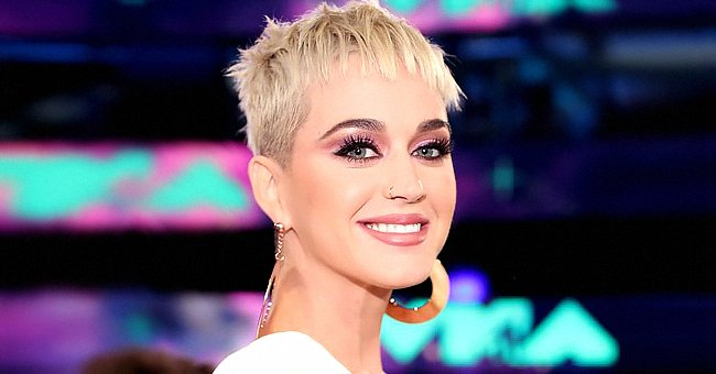 Katy Perry Looks Barely Recognizable as She Debuts a New Hairstyle for 'Jimmy Kimmel Live'