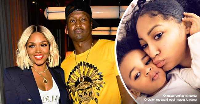 Kirk Frost's former love interest reveals he visits son Kannon after reconciling with Rasheeda
