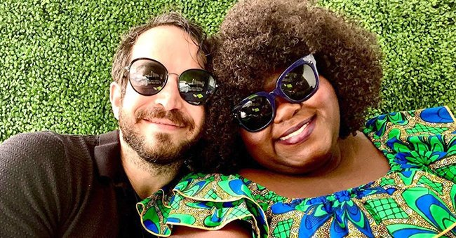 Gabby Sidibe's Fiancé Brandon Says She Is His Favorite & Shares a Video of Her with Their Cat