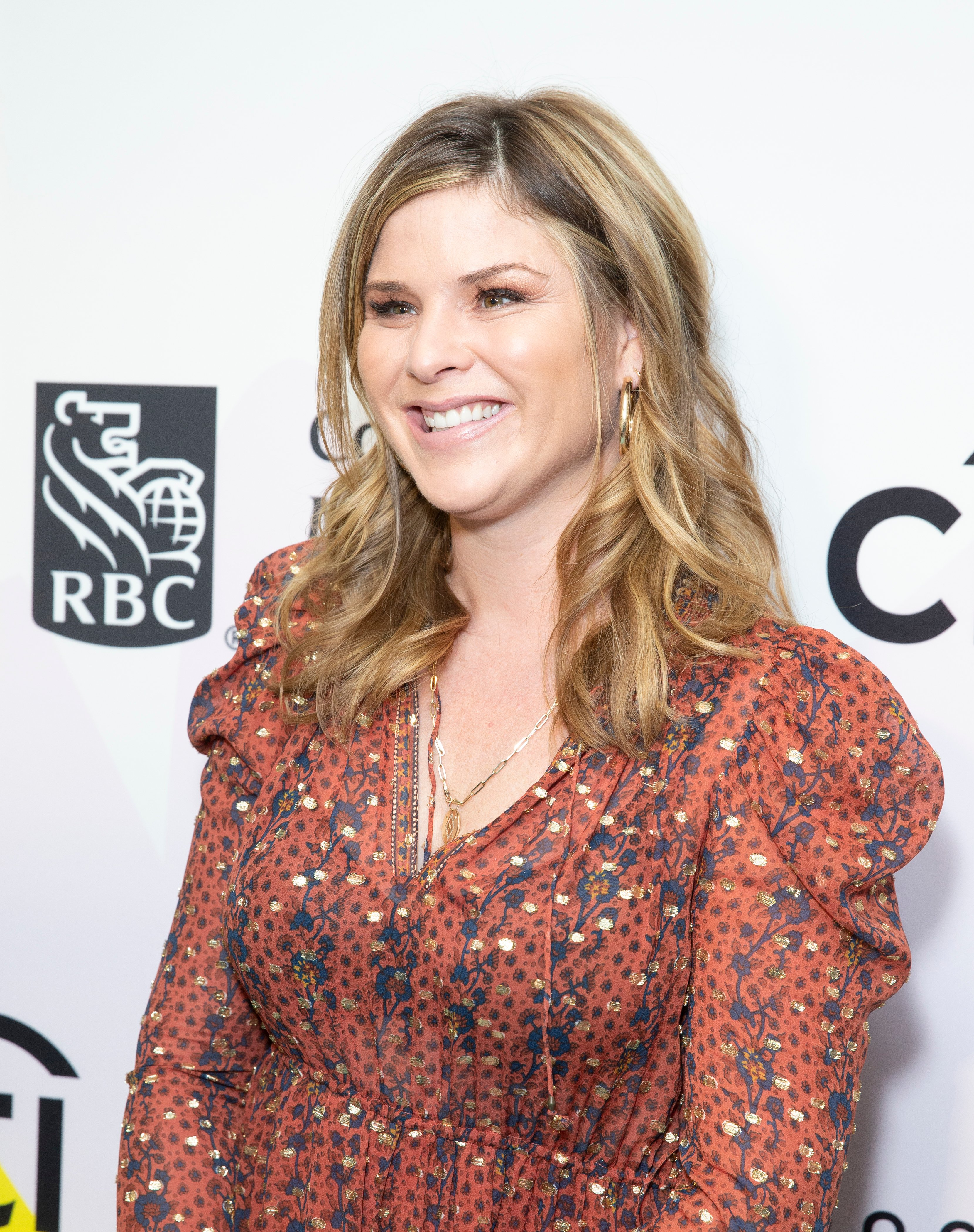 : Jenna Bush Hager attends Hudson River Park Friends Playground Committee in New York, NY   Source: Shutterstock