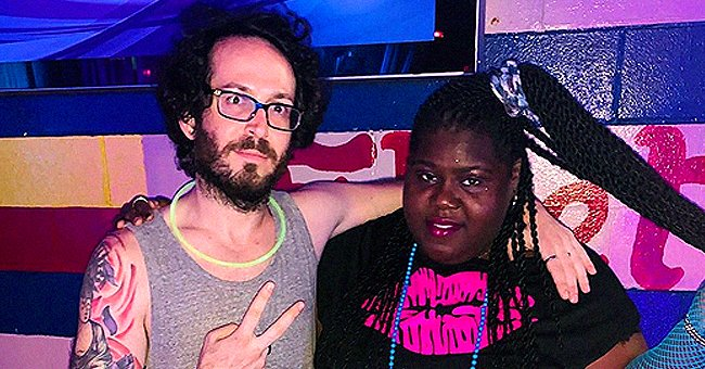 Check Out Fan Reactions to Gabby Sidibe's Boyfriend Brandon Calling Her His Muse in a New Photo