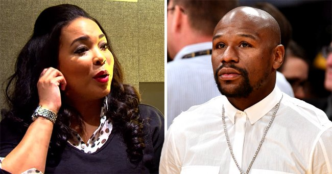 TMZ: Floyd Mayweather's Ex-Girlfriend & Mother of 3 of His Kids Josie Harris Found Dead in Her Car at the Age of 40