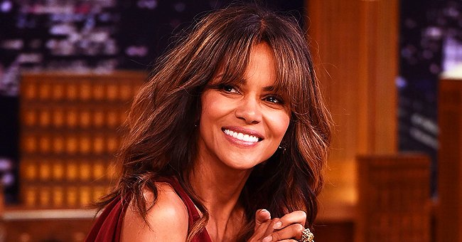 Halle Berry Shares Photo of Curly-Haired Son Maceo and Fans Say He Will Break a Lot of Female Hearts