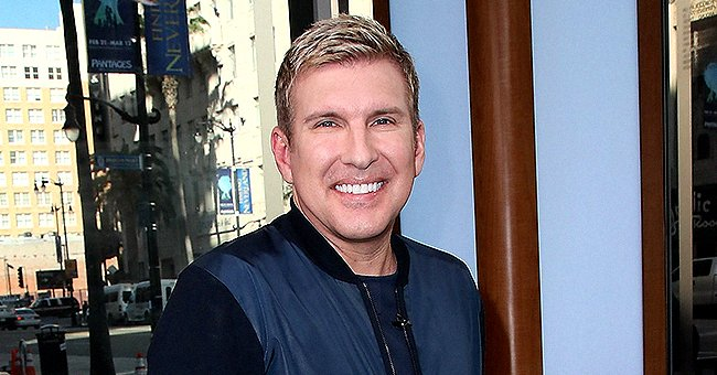 Todd Chrisley's Son Kyle Gushes over His Dad in an Emotional Father's Day Post