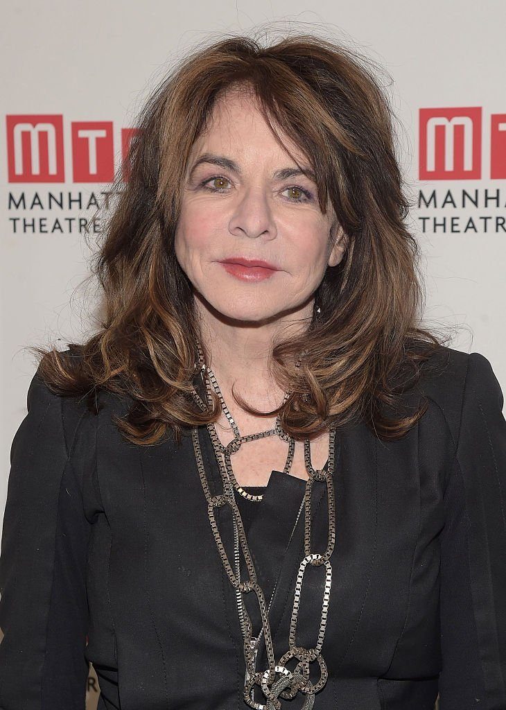 Stockard Channing on November 21, 2016 in New York City | Source: Getty Images