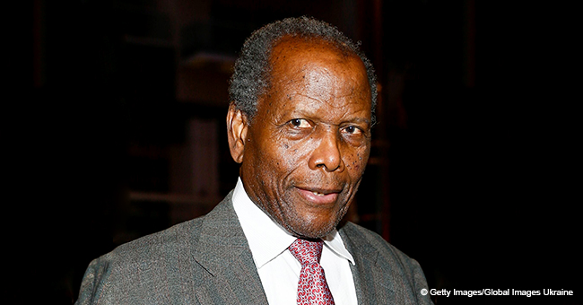 Sidney Poitier Says He Didn't Know He Was 'Black' as He Grew up with Only 2 White People Around