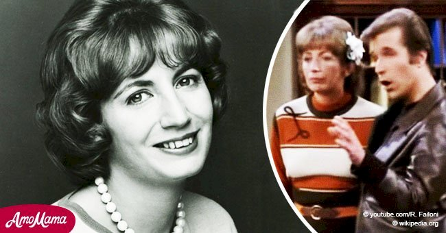 'Happy Days' cast mourns the death of their castmate Penny Marshall