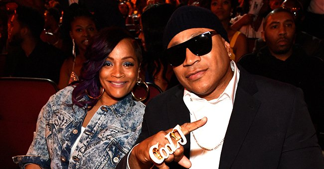 Here's What LL Cool J and His Wife of 25 Years Simone Smith Wore for Their New Year Celebration