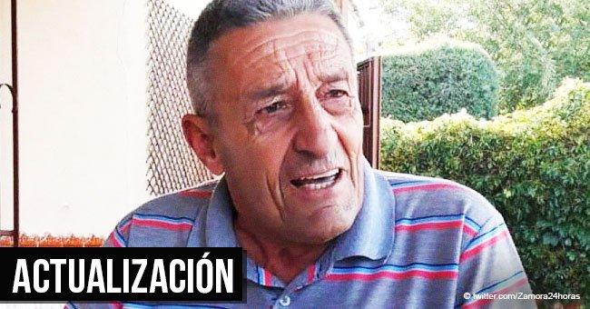 Actualización: Hallan el cuerpo del hombre desaparecido de 72 años que padecía Alzheimer