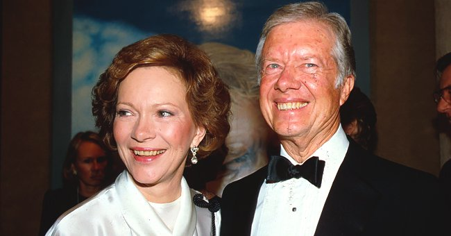 Jimmy Carter Has Been Married to His Wife Rosalynn for 73 Years - Here's the Story behind Their Relationship