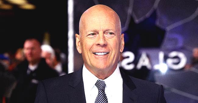 Bruce Willis' Daughters Enjoy a Messy Breakfast in Hilarious Childhood Photos