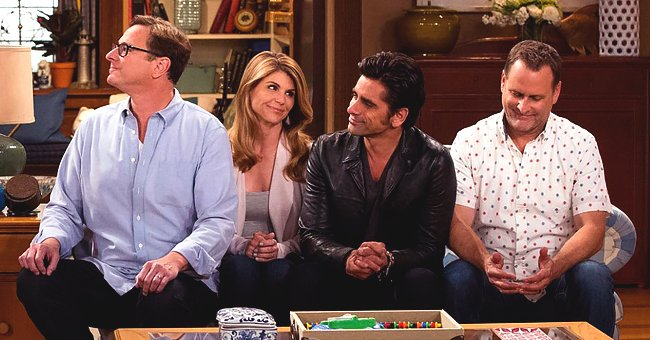 Lori Loughlin's Co-Star Andrea Barber Talks about the Actress and Her Absence in the Final Season of 'Fuller House'