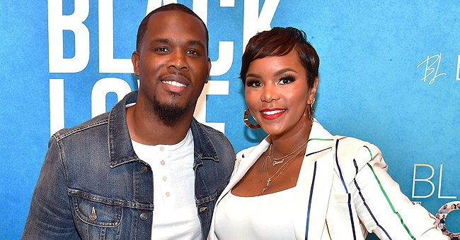 LeToya Luckett's Husband Tommicus Shows off His Two Daughters Chilling Outdoors in Sunglasses
