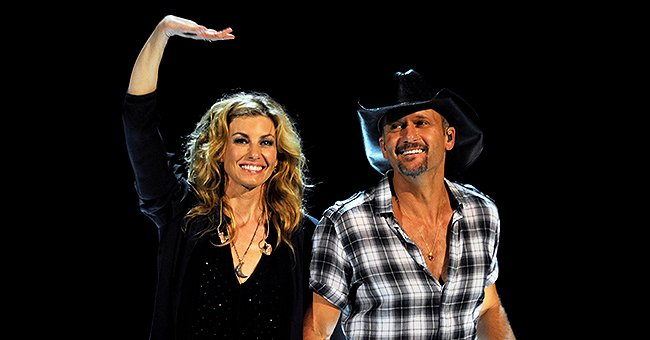 Tim McGraw Shares Tribute to His & Faith Hill's Daughter Audrey on Her 18th Birthday