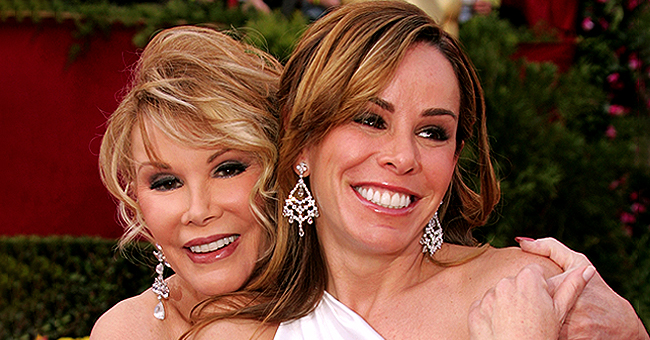 Joan Rivers' Daughter Melissa Opens up about Her Late Mom in a Candid Interview