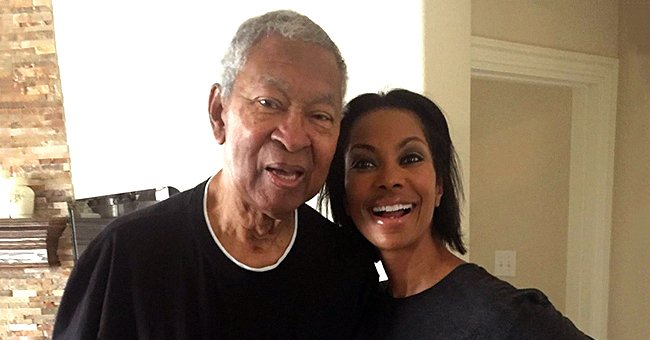 Harris Faulkner of 'Fox News' Celebrates Her Dad Bobby's 83rd Birthday