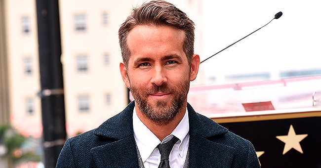 Ryan Reynolds Tells Stephen Colbert How He Spends Time in Quarantine with His 3 Daughters