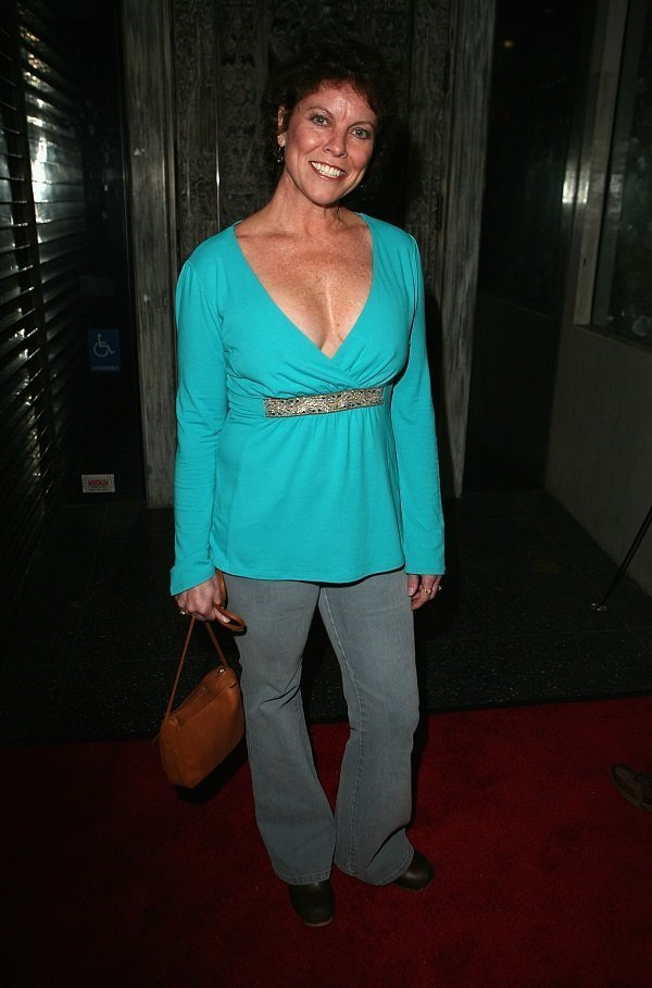 Erin Moran on March 14, 2007 in Los Angeles, California | Source: Getty Images