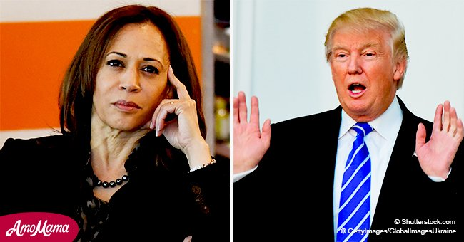 Kamala Harris: Trump Tower should be used as a shelter for furloughed federal workers