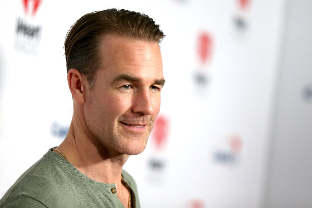 James Van Der Beek attends the 2019 iHeartRadio Music Festival at T-Mobile Arena | Photo: Getty Images