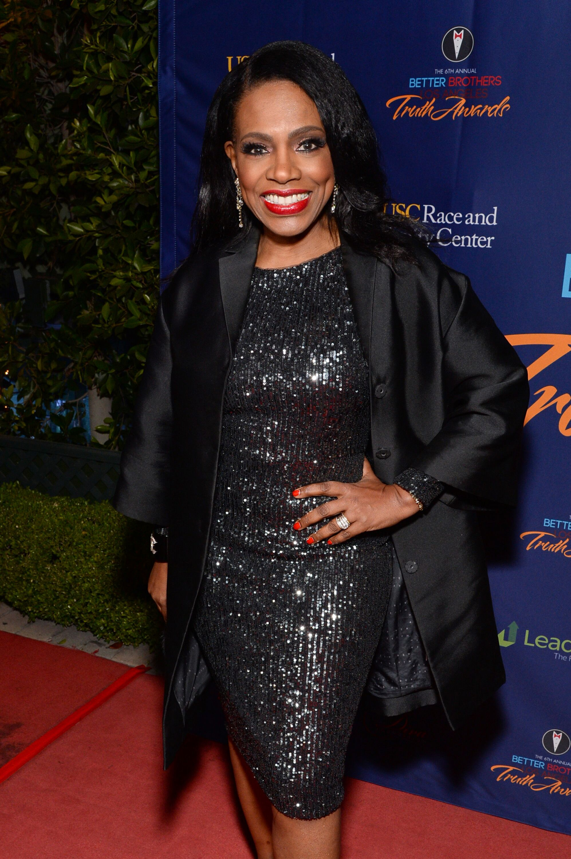 Sheryl Lee Ralph attends the Better Brothers Los Angeles 6th annual Truth Awards at Taglyan Complex on March 07, 2020 | Photo: Getty Images