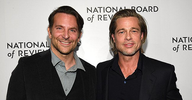 Brad Pitt Revealed Bradley Cooper Inspired His Sobriety Journey and Thanked Him during Golden Globes Acceptance Speech