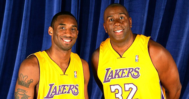 Magic Johnson Pays Tribute to Kobe Bryant & Other Victims on 1st Anniversary of Their Passing
