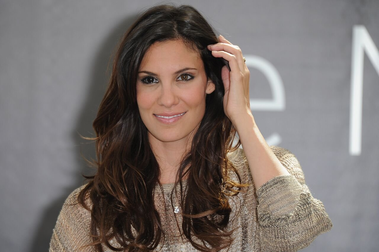 Daniela Ruah attends a photocall for the TV series 'NCIS: Los Angeles' during the 52nd Monte Carlo TV Festival in Monte-Carlo, Monaco | Photo: Getty Images