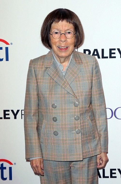 Linda Hunt en The Paley Center for Media, el 11 de septiembre de 2015 en Beverly Hills, California | Foto: Getty Images