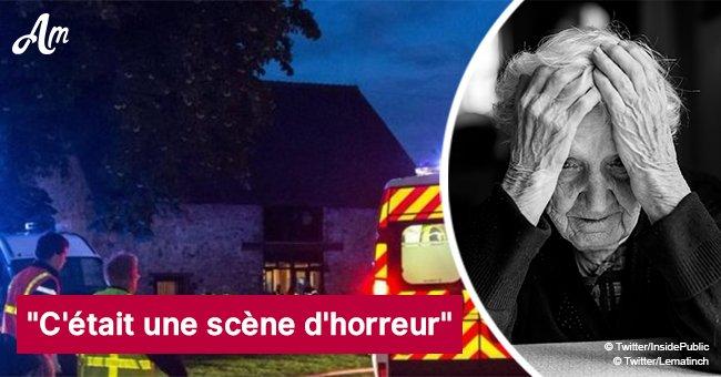 Seine-Saint-Denis: À Noël, la grand-mère sauve toute sa famille d'une mort tragique