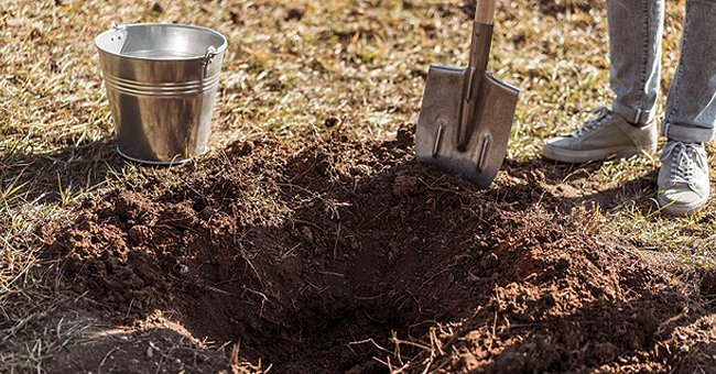 Daily Joke: Two Men Were Digging a Ditch on a Very Hot Day