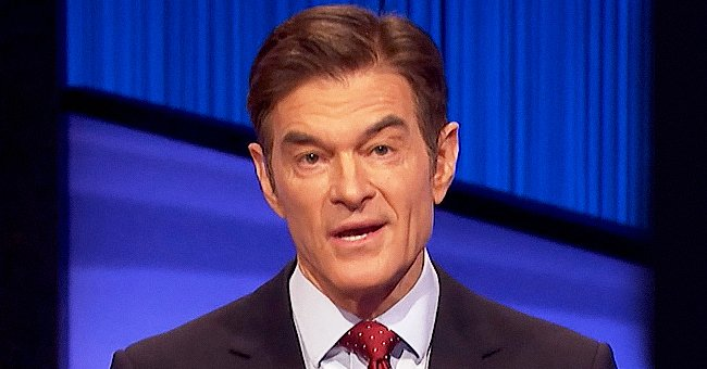 Dr Oz Shares a Touching Message for 'Jeopardy!' Fans as He Begins His Second Week Guest-Hosting
